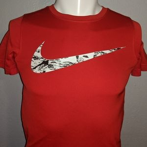 Nike Dri-Fit  Youth Athletic Shirt Medium Excellen